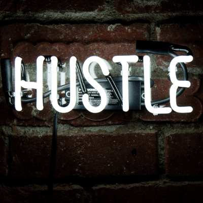 Everyone has a #Sidehustle