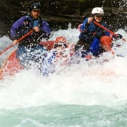At The Helm: Navigating The Perpetual Whitewater Of Change