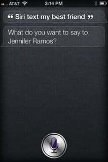 how to change your name on iphone 5 siri