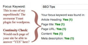 SEO Tips Be Seen by Google