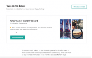 Learn from Olga's Experience: Chairman of the SUP Board
