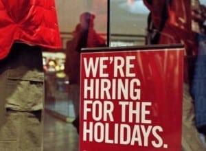 Seasonal-hiring