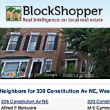 Blockshopper.com has all the dirt on your neighbors and you too