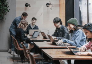 One of the Top Freelancing Trends is Alternative Coworking Spaces