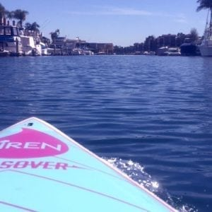 Make Money on AirBnb No House Required: Paddle Boarding