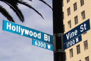 Everyone has a #Sidehustle: intersection of Hollywood and Vine