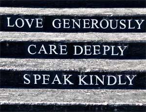 love-generously
