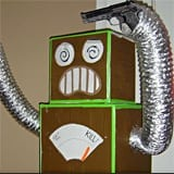 kill-all-mean-robots - cardboard robot