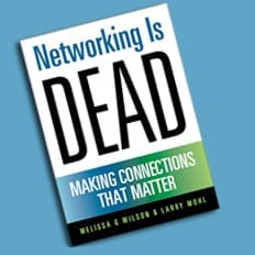 free networking tips from Melissa G Wilson