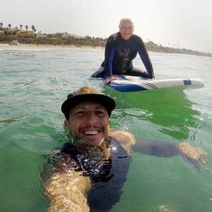 Garrett Surf Guru Experiences