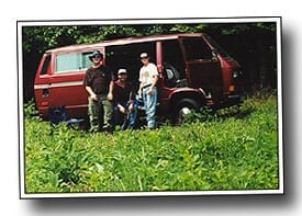 vanagon-red-camping